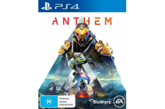 ANTHEM 'LEGION OF DAWN' EDITIONS  PS4 PlayStation 4 Game - Disc Like New