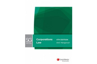 LexisNexis Study Guide - Corporations Law