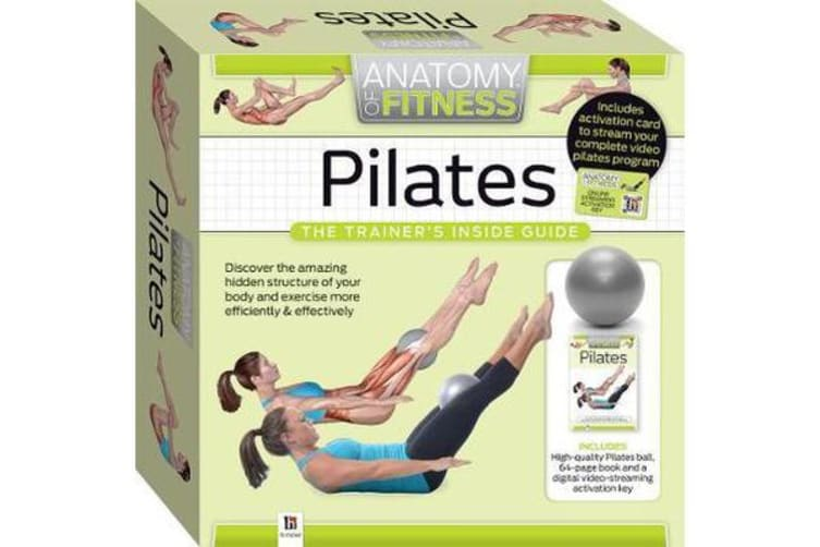 Anatomy of Fitness - Pilates (tuck box)