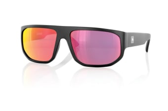Carve Modulator Matt Black Iridium Mens Sunglasses