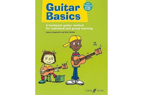 Guitar Basics - (Book/ECD)