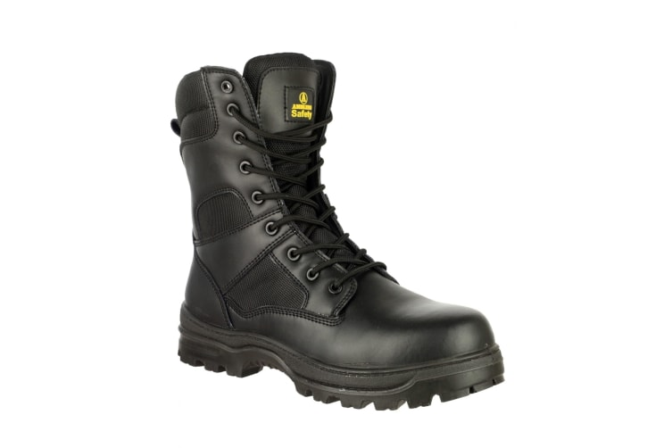 Amblers Safety FS009C Safety Boot / Mens Boots (Black) (7 UK)