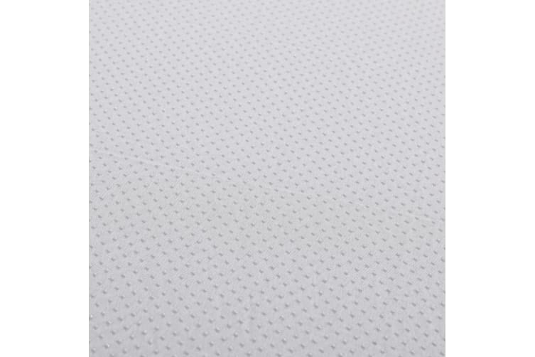 Giselle Bedding Bamboo Charcoal Memory Foam Mattress Topper 8CM Underlay Pad Queen