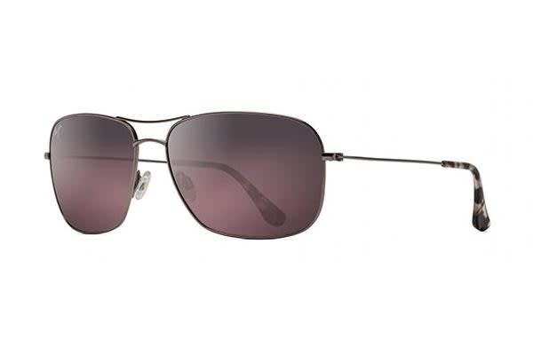 Maui Jim Breezeway - Rose Gold (Maui Rose Polarised lens) Unisex Sunglasses