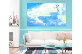 3D Weathering With You 304 Anime Wall Stickers