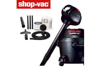 SHOPVAC VACUUM BLOWER COMBO CLEANER 1400W WET & DRY WORKSHOP SHOP VAC KIT 25L