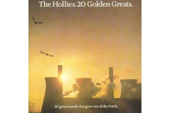 The Hollies – 20 Golden Greats BRAND NEW SEALED MUSIC ALBUM CD - AU STOCK