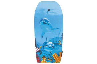 Palm Beach Nipper 33 Dolphin Print Bodyboard