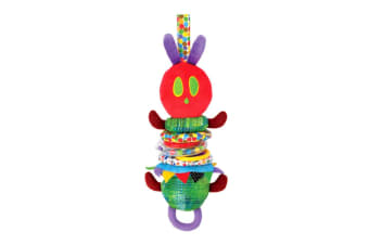 Eric Carle VHC Wiggly Jiggly Caterpillar 30cm