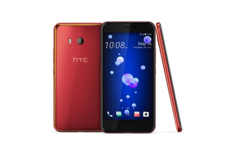 HTC U11 (64GB, Red)