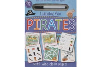 Learning Fun: Pirates