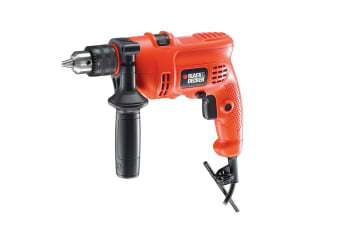 Black & Decker 500W Hammer Drill (KR504RE-XE)