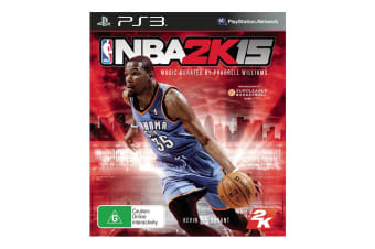 NBA 2K15 (Playstation 3)
