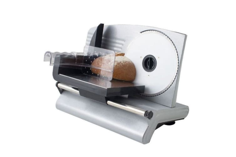 200W Electric Food Slicer/Slices Meat Cheese Fruit Vegetables Bread/Deli Cutter