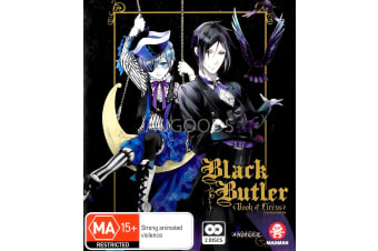 Black Butler - Rare- Aus Stock Blu-Ray PREOWNED: DISC LIKE NEW