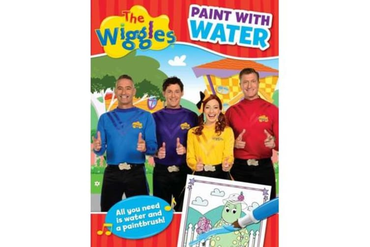 The Wiggles - Paint with Water