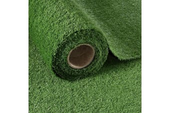 Edengrass 1Mx10M 12mm Artificial Grass Synthetic Turf Fake Lawn