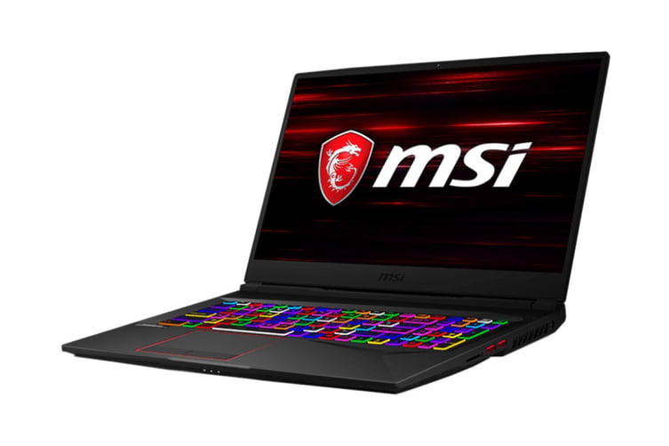 "MSI GE75 Raider 9SF 17.3"" 240Hz Core i7-9750H 16GB RAM 1TB SSD RTX2070 W10H Gaming Laptop"