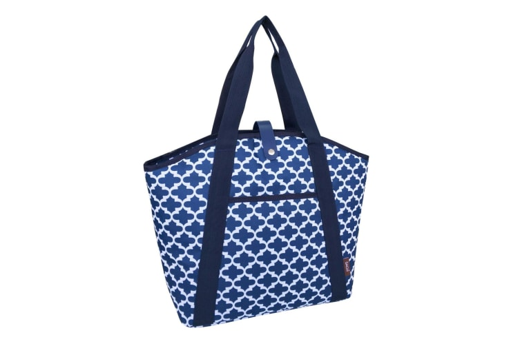 Sachi Insulated Cooler Bag - Moroccan Navy