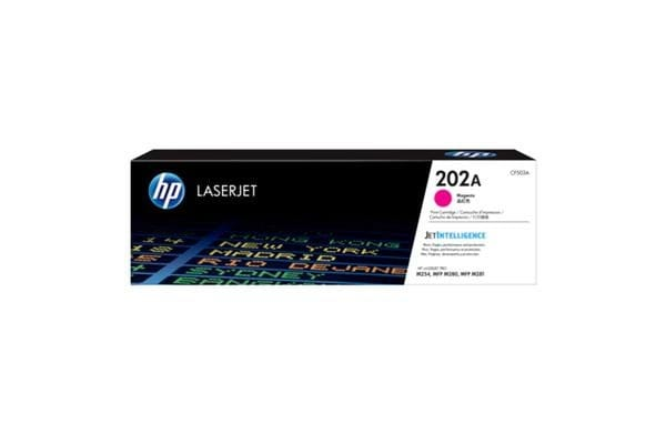 HP Toner 202A Magenta (1300 Pages)