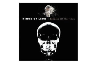 Kings Of Leon ‎– Because Of The Times BRAND NEW SEALED MUSIC ALBUM CD