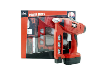Power Tools Pretend Nail Gun with Lights