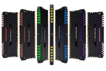 Corsair Vengeance RGB 32GB (4x8GB) DDR4 3466MHz C16 Desktop Gaming Memory