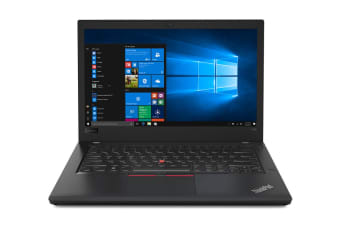 "Lenovo 14"" Thinkpad T480 I7-8550U 16GB RAM 512GB SSD Windows 10 FHD Notebook (20L5S00F00)"