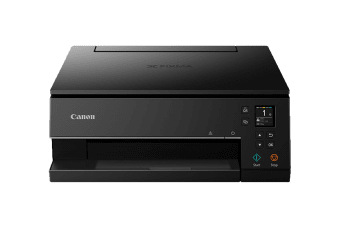 Canon PIXMA Home All-In-One Printer - Black (TS6360)