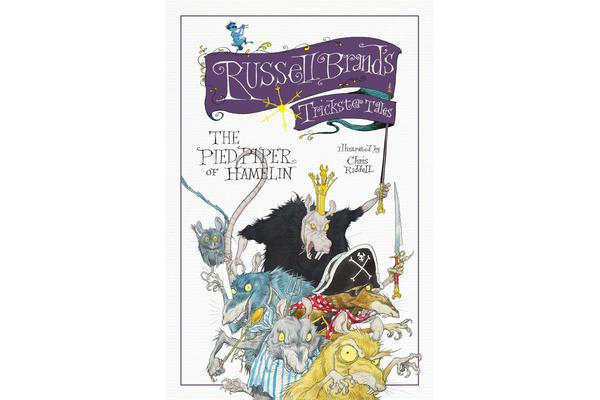 Russell Brand's Trickster Tales - The Pied Piper of Hamelin