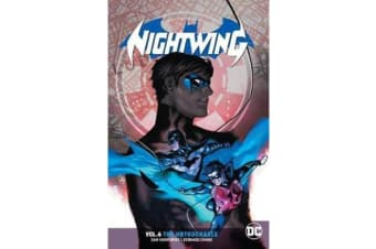 Nightwing Volume 6 - The Untouchable