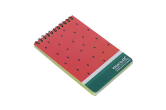 Regatta Waterproof Notebook (Watermelon Print)