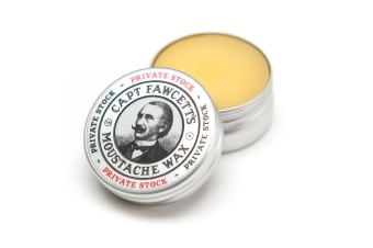Capt Fawcett's Moustache Wax - Private Stock