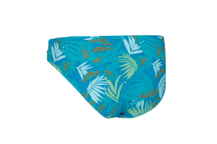 Regatta Great Outdoors Womens/Ladies Aceana High Leg Bikini Briefs (Enamel Tropical Print) (10)
