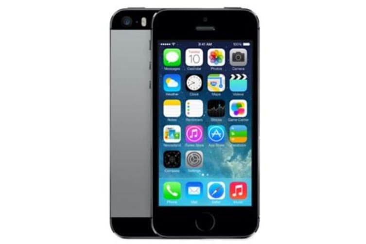 Used as Demo Apple iPhone 5s 16GB Space Grey (6 month warranty + 100% Genuine)
