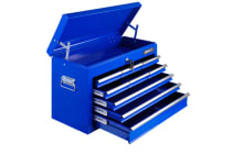 9 Drawers Tool Box Chest (Blue)