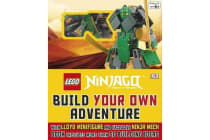 LEGO (R) NINJAGO (R) Build Your Own Adventure - With Minifigure and model