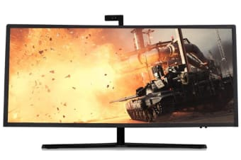 """Leader Resistance Beast 34"""" Aio Barebone Gaming Chassis - Samsung 34"""" 3440x1440"""