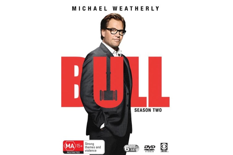 Bull Season 2 Box Set DVD Region 4
