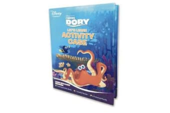 Finding Dory - Let's Learn Activity Case (Disney-Pixar)