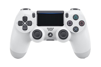Sony PlayStation Dualshock 4 Controller (White)