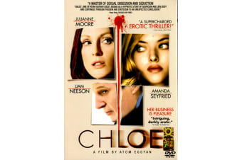 Chloe -  Liam Neeson,Julianne Moore, Amanda Seyfried - DVD PREOWNED: DISC LIKE NEW