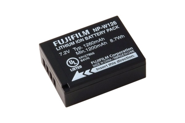 Fujifilm NP-W126 Genuine Battery for Fujifilm X Series Digital Cameras