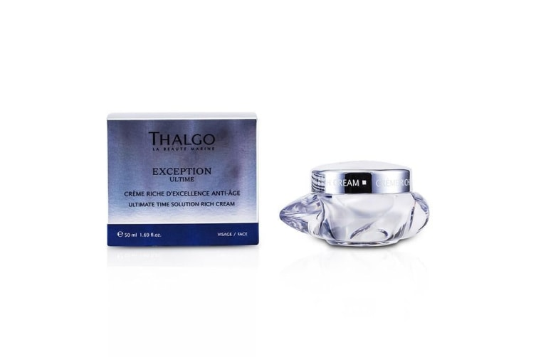 Thalgo Exception Ultime Ultimate Time Solution Rich Cream 50ml