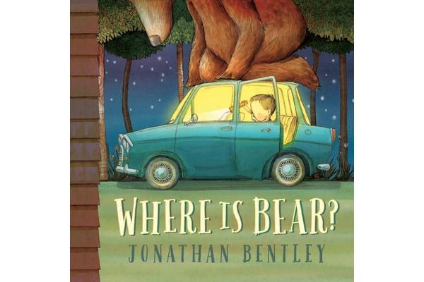 Where Is Bear? - Little Hare Books