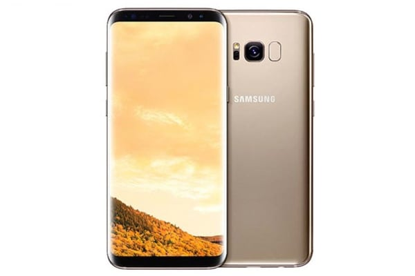 Samsung Galaxy S8+ (64GB, Gold)