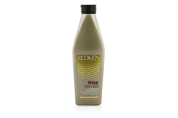 Redken Frizz Dismiss Shampoo (Humidity Protection and Smoothing) (300ml/10.1oz)