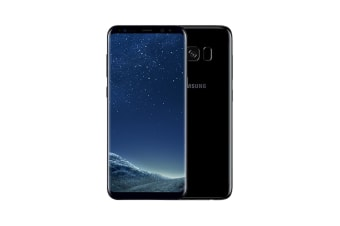 Samsung Galaxy S8 64GB Midnight Black - Refurbished Good Grade