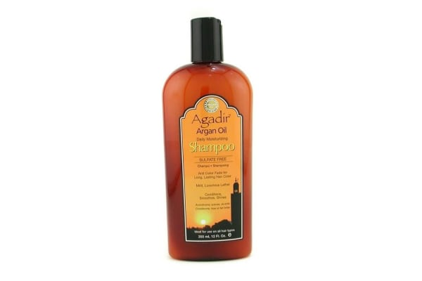 Agadir Argan Oil Daily Moisturizing Shampoo (For All Hair Types) (355ml/12oz)