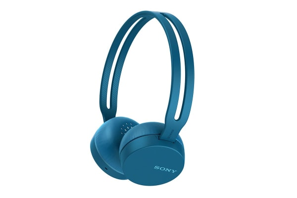 Sony Entry Headphone with Bluetooth - Blue (WHCH400L)
